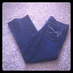 NWT WHBM Ltd Edition Bootcut Jeans Sz 14